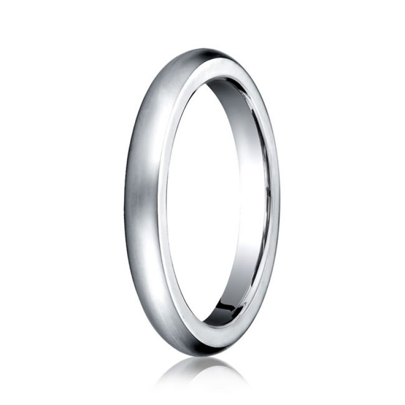 Brushed Domed Band