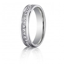 14kw Diamond Eternity Band 4mm
