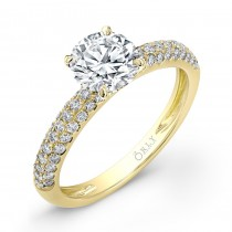 Round Brilliant Engagement Ring