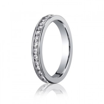 14kw Diamond Eternity Band 3mm