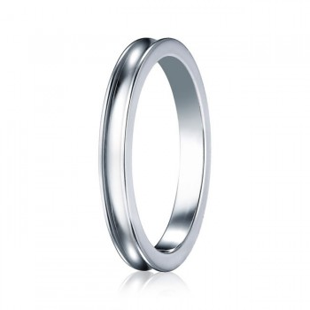 Concave Carved Band